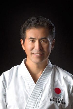 Yasuaki Nagatomo - Chief Instructor