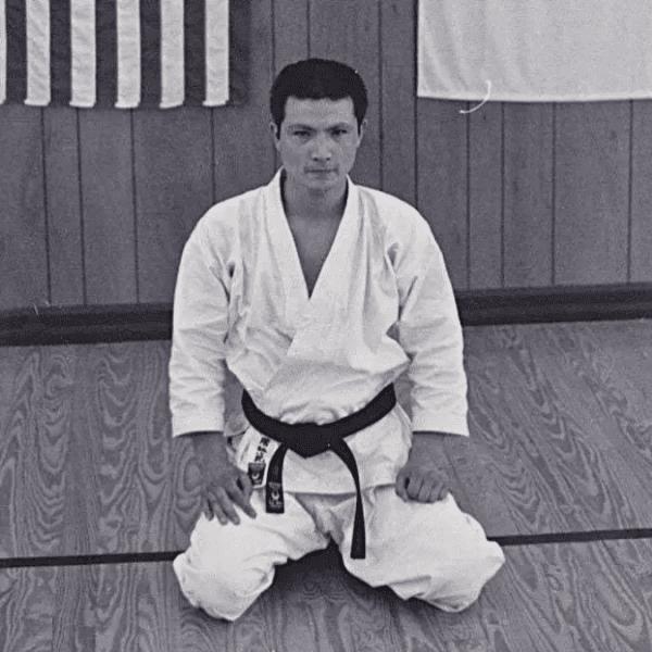 Master Shigeru Takashina
