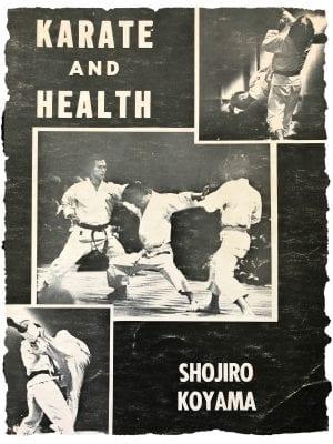 Koyama Book Karate Health